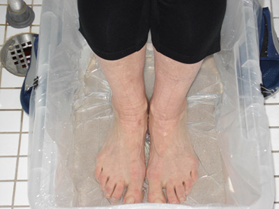 Ionic Detoxification Foot Bath | Fungus Doctor | Toronto, Ontario, Canada