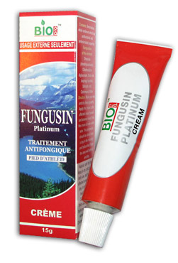 Antifungal Fungusin Cream | Toronto Nail Fungal Treatment
